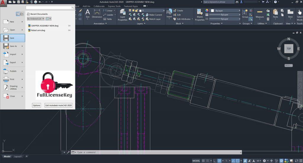 Autodesk Autocad 2020 Serial Key