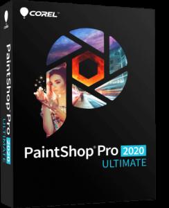 Corel PaintShop Pro Ultimate 2020 Crack