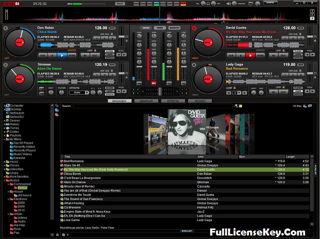 Virtual DJ Studio Serial Key