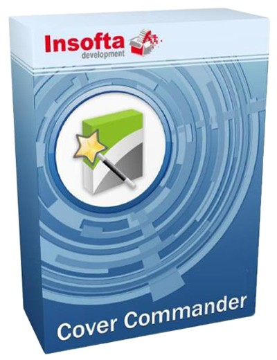 Insofta Cover Commander Crack