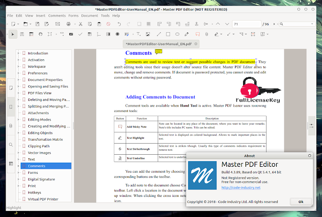 Master PDF Editor 5.6.20 Crack + Registration Code [2020]