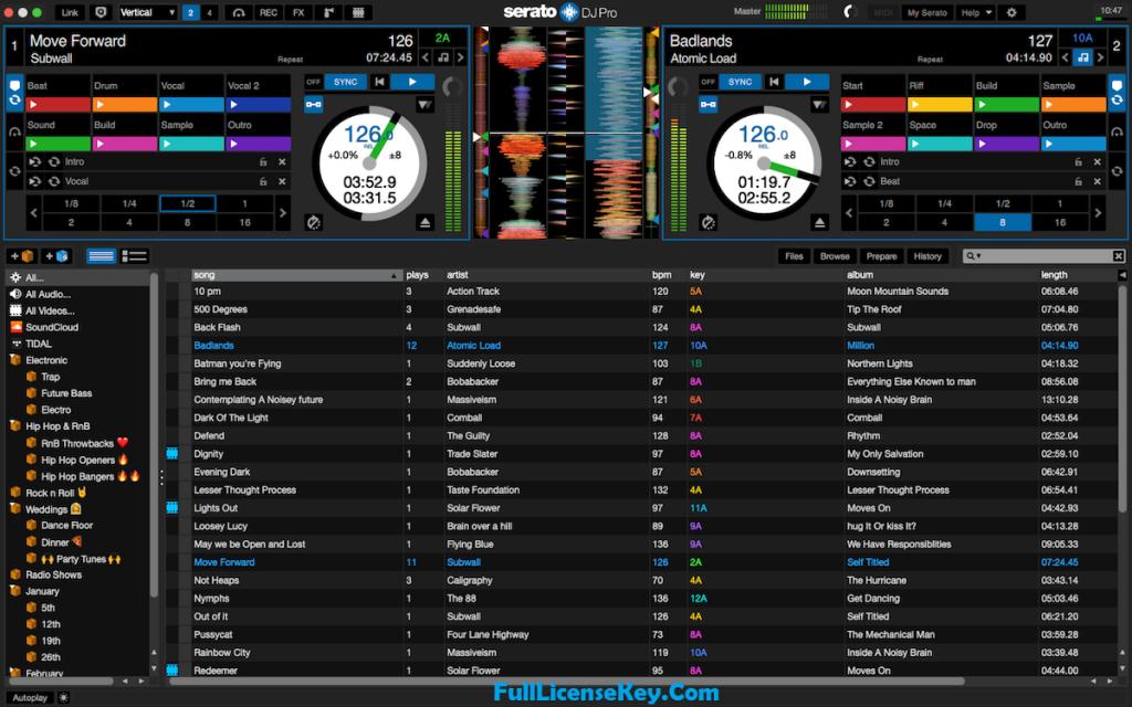 Serato DJ Pro License Key