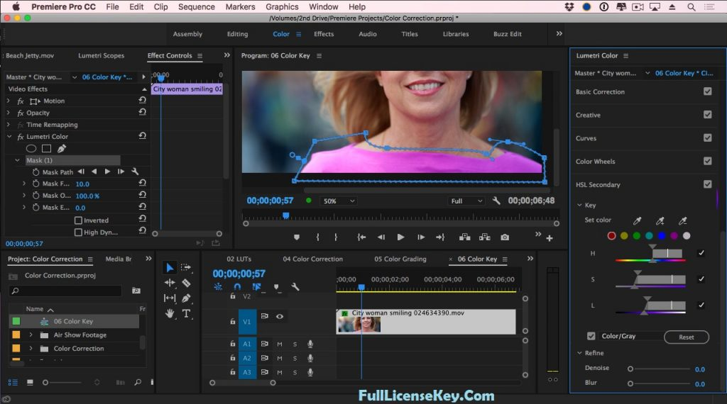 Adobe Premiere Pro CC License Key