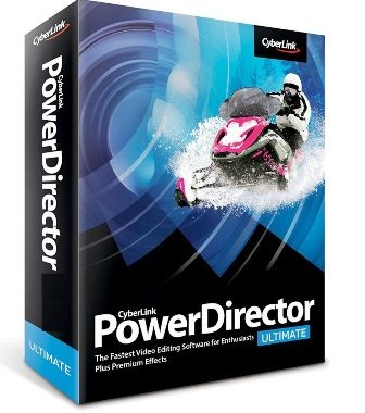 CyberLink PowerDirector Crack