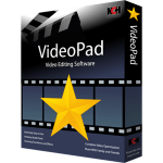 VideoPad Video Editor Crack 8.82 + Registration Code [Latest]