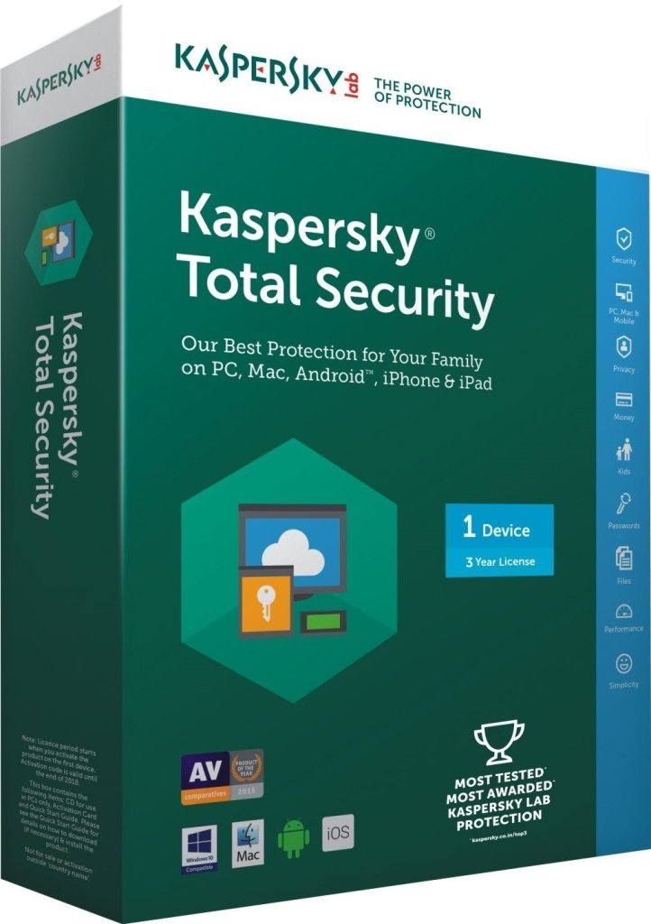 Kaspersky Total Security Crack 2021 & Activation Code Latest