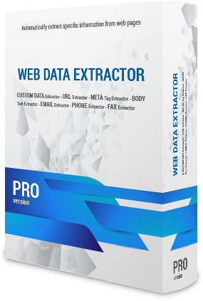 Web Data Extractor Pro Crack