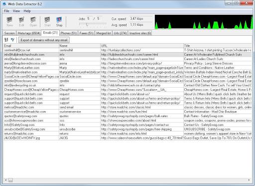 Web Data Extractor Pro Registration Key