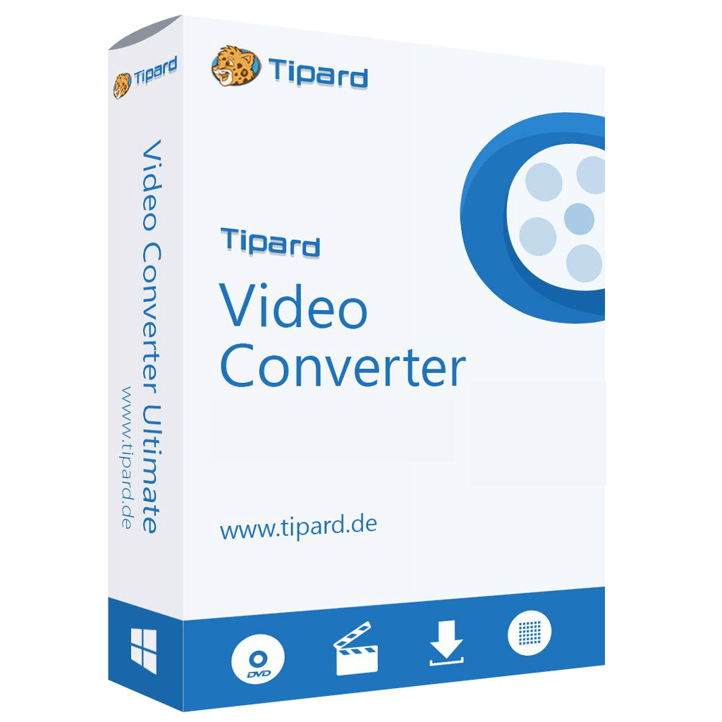 Tipard HD Video Converter Crack