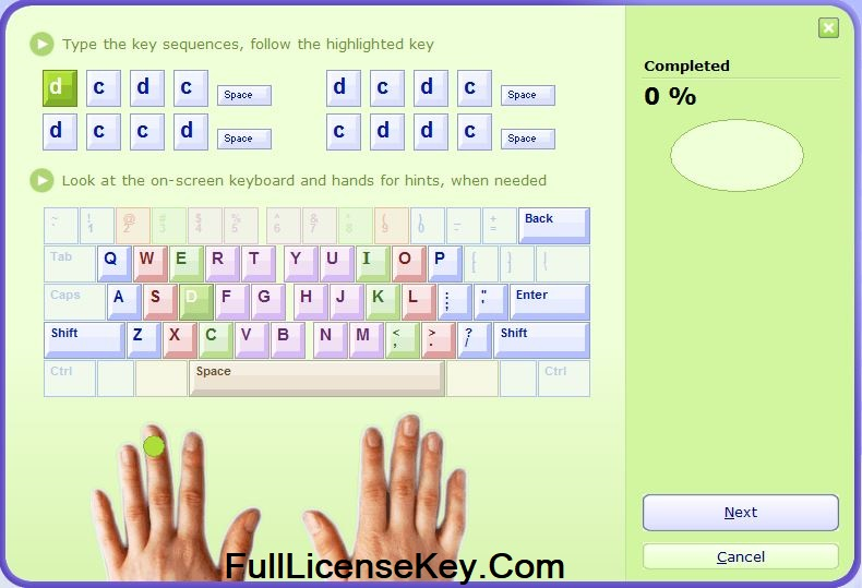 Typing Master Pro License Key