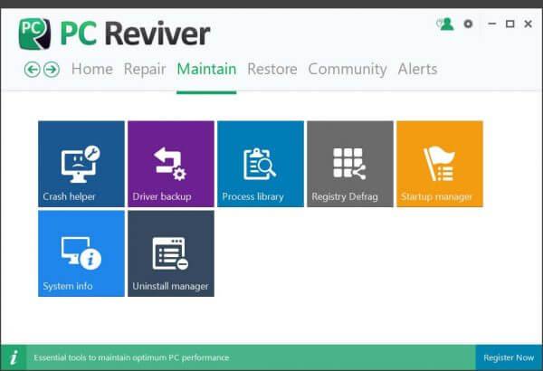 ReviverSoft PC Reviver Crack Download